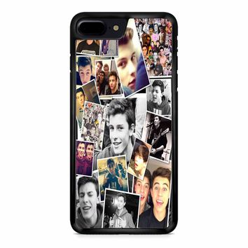 Shawn Mendes Collage 5 iPhone 8 Plus Case