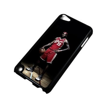 LEBRON JAMES CLEVELAND iPod Touch 5 Case