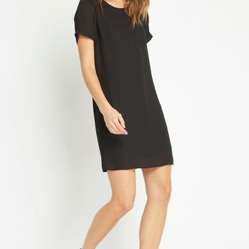 Casual Day Shift Dress
