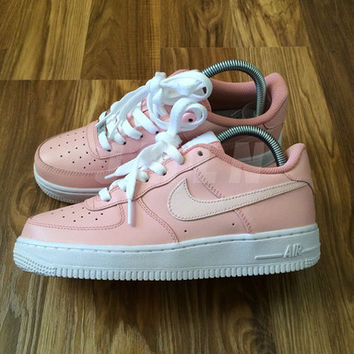 BLUSH PINK AIR FORCE ONE