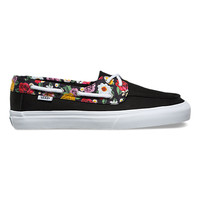 Lux Floral Chauffette Sf | Shop At Vans