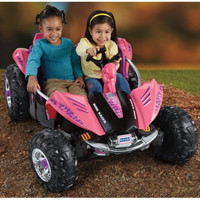 Kids Toddler Dune Racer Buggy Battery Operated Electric Go Cart Kart Ride On Bike