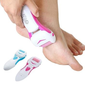 Rechargeable Electric Foot Callus Remover Pedicure