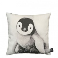 By Nord Baby Penguin Cushion | Occa-Home.co.uk