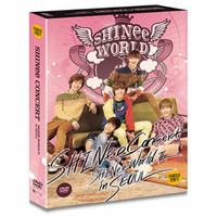SHINee - The 2nd Concert SHINee World II in Seoul DVD