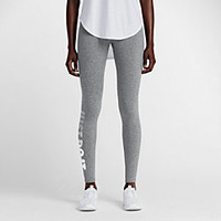 The Nike Leg-A-See Just Do It Metal Women's Tights.