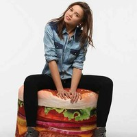 Hamburger Bean Bag- Multi One
