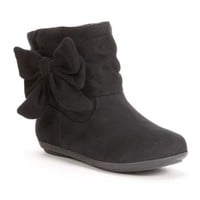 SONOMA life + style® Bow Ankle Boots - Girls