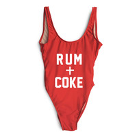 RUM + COKE Swimsuit