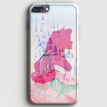 Silhouettes Of Princess Aurora iPhone 8 Plus Case | casescraft