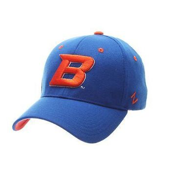 Licensed Boise State Broncos Official NCAA ZH Small Hat Cap by Zephyr 554944 KO_19_1