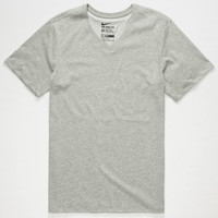 Nike Sb Dri-Fit Mens T-Shirt Grey  In Sizes