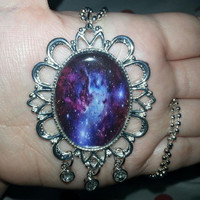 Nebula / Galaxy - Necklace