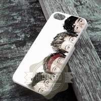 5sos funny eyes - iPhone 4/4s/5/5s/5c Case - iPod 4/5 Case - Samsung Galaxy S2/S3/S4 Case - Black or White