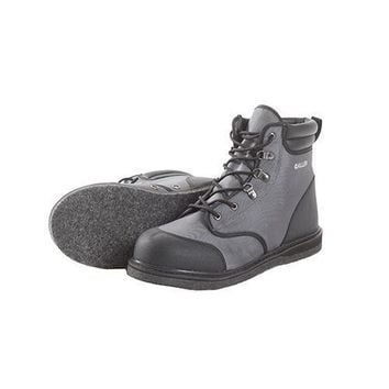 Wading Boot Antero Felt Sole, Size 7, Gray