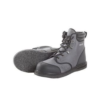 Wading Boot Antero Felt Sole, Size 8, Gray