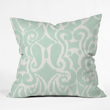 Khristian A Howell Eloise Throw Pillow