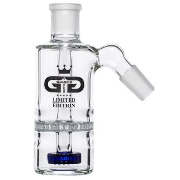 Grace Glass - Limited Edition Precooler with HoneyComb Disc Perc and Showerhead Diffuser - Choice of 4 colors