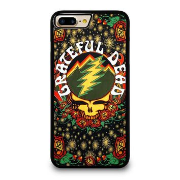 GRATEFUL DEAD iPhone 4/4S 5/5S, 5C 6/6S 6/6S 7/7S Plus SE iPhone 4/4S 5/5S/SE 5C 6/6S 7 8 Plus X Case