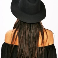 Wide Brim Fedora | Trendy Hats at Pink Ice