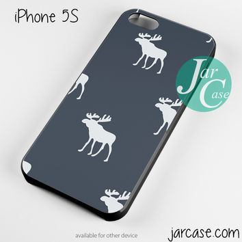 abercrombie and fitch moose Phone case for iPhone 4/4s/5/5c/5s/6/6 plus