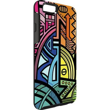 OtterBox - Symmetry Series Case for Apple® iPhone® 5 and 5s - Brazilian Pop