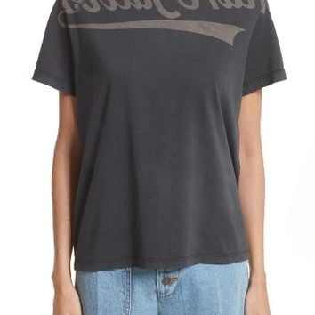 MARC JACOBS Reverse Logo Tee | Nordstrom