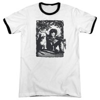 Edward Scissorhands - Lucky Dog Adult Ringer