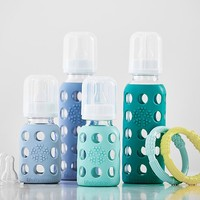 Lifefactory Mixed Baby Bottle Starter Set