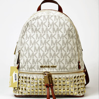 Michael Kors Rhea Zip Backpack