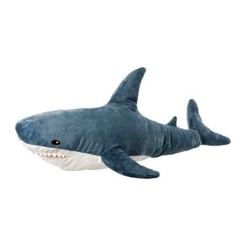 BLÅHAJ Soft toy Shark - IKEA