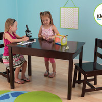 KidKraft - Rectangle Table & Chair Set