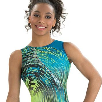 Electric Cyclone Cirque du Soleil Leotard from GK Elite