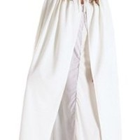 Rubie's Costume Women's Lord Of The Rings Adult Arwen Cloak, White, Standard