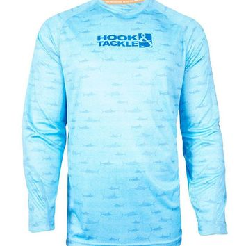 Men's Marlin Haze L/S UV Fishing Shirt