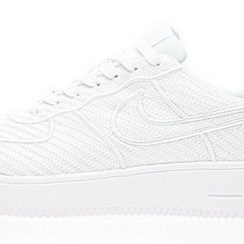 Nike air force 1 ultraforce Low LV8 ¡°White¡± Men Sneaker 864015-100