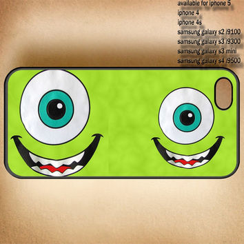 Little monster inc eye-IPhone 4,IPhone 4S,IPhone 5-Samsung Galaxy S2 i9100,Samsung S3 i9300,Samsung S4 i9500 Case-B11613-21