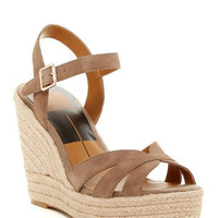 Tracey Espadrille Wedge Sandal