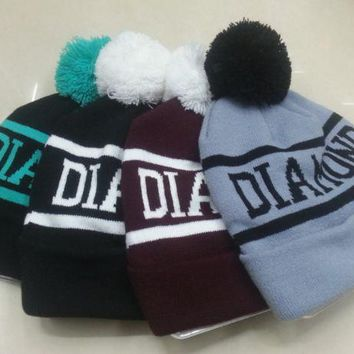 DCCK8H2 Diamond Supply Co Beanie Knitted hat