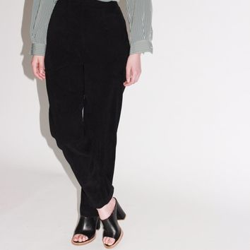 Suede Style High Risers / L 30 Inch Waist