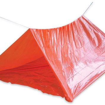 Camping Tube Tent - Tarp - CASE OF 50