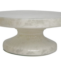 Apartment 48 - Shop - Entertaining - Opalescent Cake Stand - Home Furnishings and Interior Design - New York City