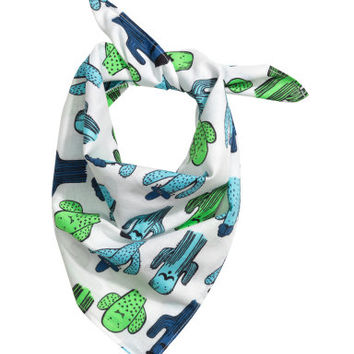 H&M Patterned Scarf $4.99