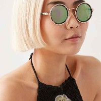 Full Moon Round Sunglasses