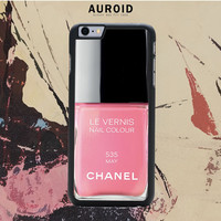Chanel Nail Polish May IPhone 6 Plus Case Auroid