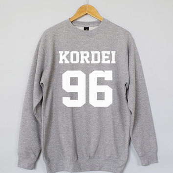 Normani Kordei Sweatshirt. Fifth Harmony Sweatshirt. Normani Kordei shirt. Normani Kordei Jumper. Fifth Harmony Jumper