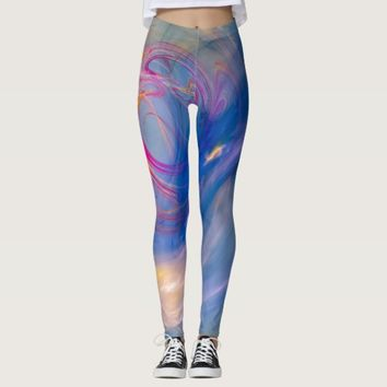 Digitale Art Leggings