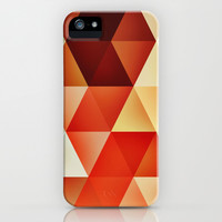 Randomik XXV iPhone & iPod Case by Rain Carnival