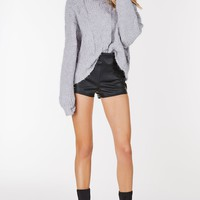 In The Rhythm Chunky Sweater