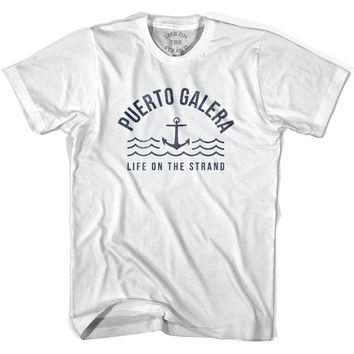 Puerto Rico Anchor Life on the Strand T-shirt